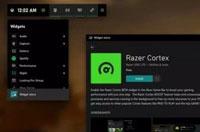 Xbox Game Bar重大调整:允许任意开发者创建自定义小部件