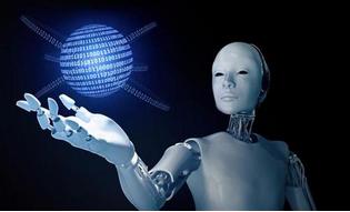 充满科技感的国际人工智能与教育大会在北京召开