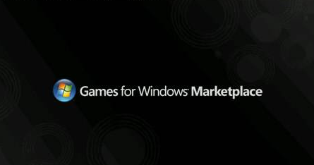 Games for Windows Live市场不再提供购买选项