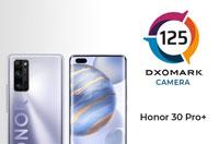 荣耀30 Pro+以125分拿下DXO手机拍照第二  排名仅次于华为P40 Pro的128分