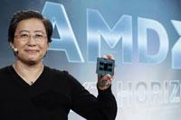 AMD带来霄龙7Fx2  24核心冲到3.7GHz、性能暴涨47%
