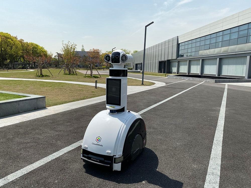 消毒灭菌机器人将在上海马桥人工智能创新试验区量产