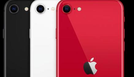 苹果新款iPhone SE悄然发布,3299元起!