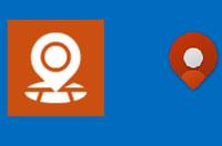 你从没用过的Windows 10地图应用迎来简洁的新图标!
