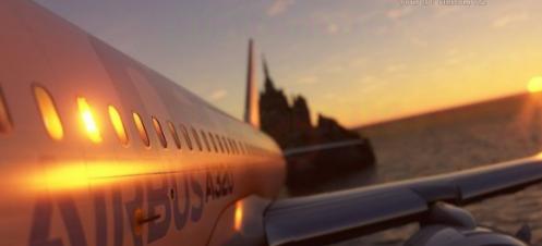 微软飞行模拟器Alpha 1.2.10版更新,集中在A320 NEO