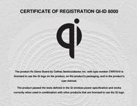 联智发布15W无线充电接收芯片CWR1224,已获Qi认证