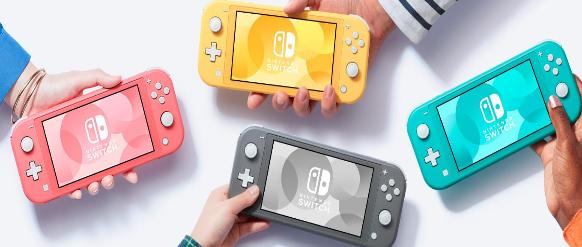 Switch 供应短缺,任天堂:今年产量提高约 10%