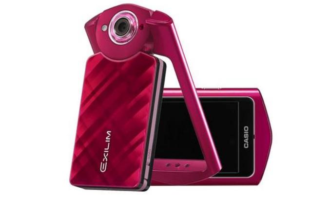 卡西欧TR350S在女性消费者中拥有极高的人气,92万像素高清液晶屏