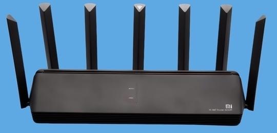 小米首款Wi-Fi 6路由器AX3600现货敞开卖 领券立减