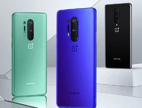 5G手机一加8 Pro蓝调配色版发售:开启120Hz最强A屏