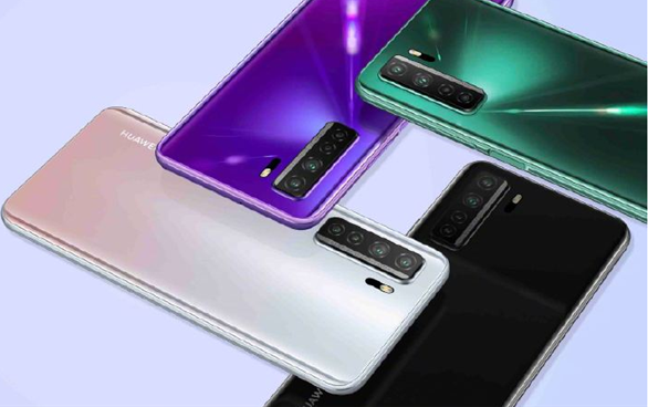 7nm神U加持 华为nova7 SE开卖:华为性价比最高5G手机杀到