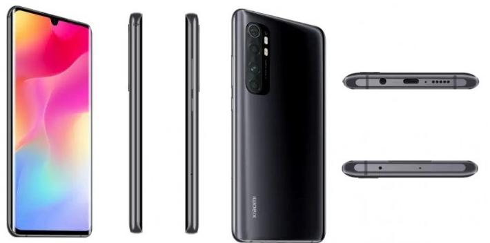 小米Note 10 Lite配置曝光:6400万主摄+骁龙730G,约2376元