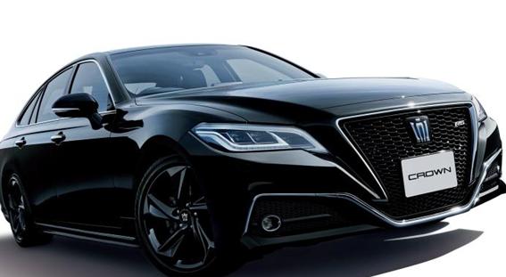 33万起!丰田推出皇冠特别版车型:前脸夸张