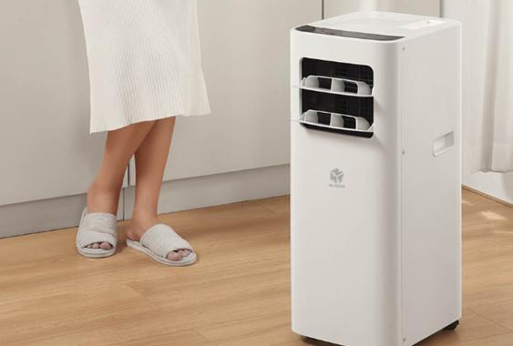 夏季厨房降温神器 小米有品开卖移动空调:酷似净化器