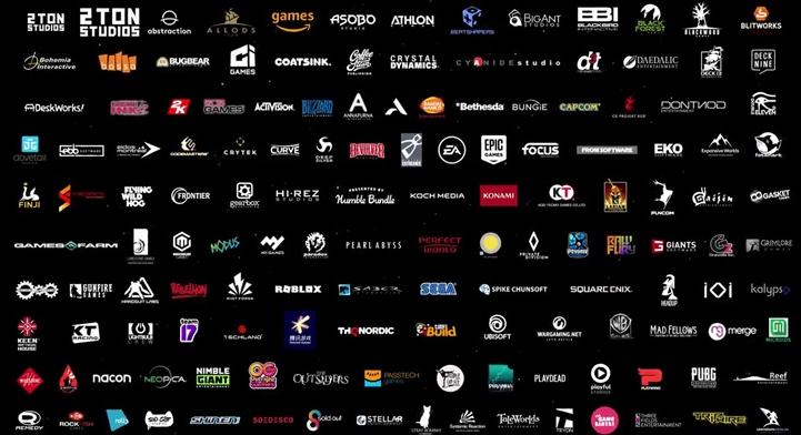 腾讯在列!微软宣布超140家工作室为Xbox Series X开发游戏