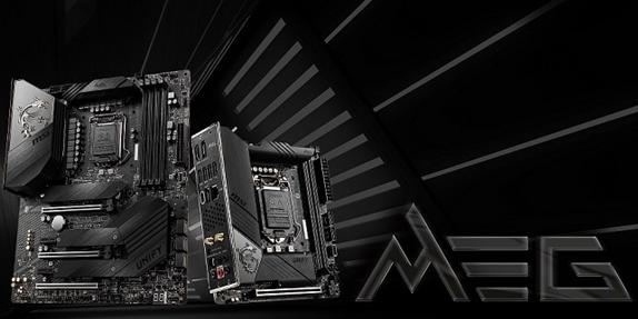 微星发布Z490 UNIFY暗影主板 :黑得好看、支持PCIe 4.0