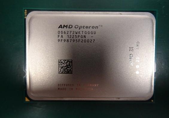 还记得AMD皓龙6272吗?它成了现在能买到的最便宜16核处理器