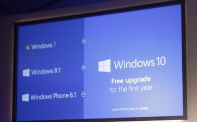 外媒亲测可行:Win 7/8.1用户仍可以免费升级至Win 10