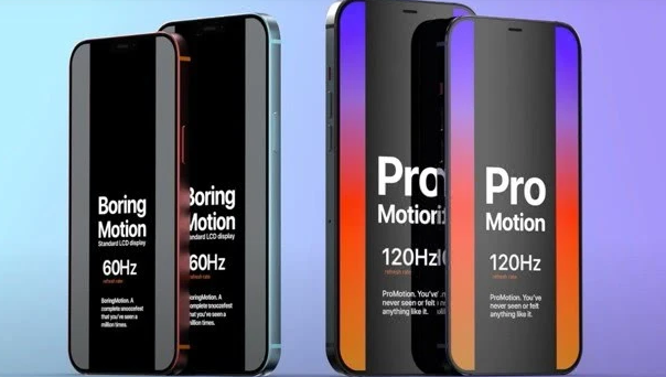 传5G版iPhone 12 Pro或配120Hz高刷新率显示屏
