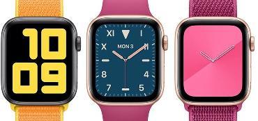 苹果 watchOS 6.2.5 开发者预览版 Beta 5 推送