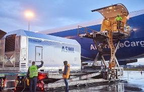 全球最先进光刻机厂商ASML无锡建厂 高管表态重视中国市场