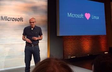 微软总裁Brad Smith:微软曾错误地站在 Linux 的历史对立面