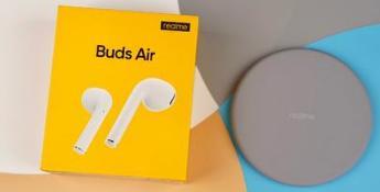 realme Buds Air Neo无线耳机曝光:17小时续航