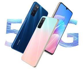 华为最便宜5G手机!畅享Z 5G即将发布:90Hz水滴屏加持