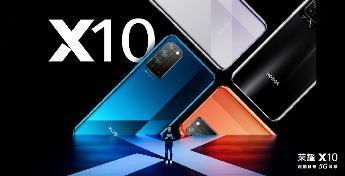 荣耀X10正式亮相:6.63英寸升降式全面屏,正面无开孔