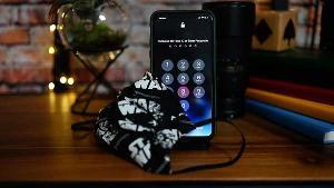 iOS 13.5版本更新:佩戴口罩时显示密码更快