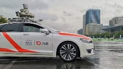 滴滴将在京测试自动驾驶 加速落地北京