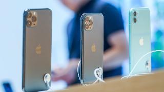 苹果4月在中国卖出390万部iPhone 未来仍面临挑战