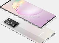 三星Galaxy Note 20系列手机配色方案曝光  打孔全面屏+潜望式四摄方案