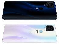 首支持广电5G!中兴天机Axon 11 SE渲染图曝光