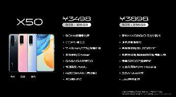 vivo x50正式发布,6月6日正式开售