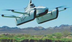 Kitty Hawk中止Flyer飞车计划,专注打造飞行汽车Heaviside