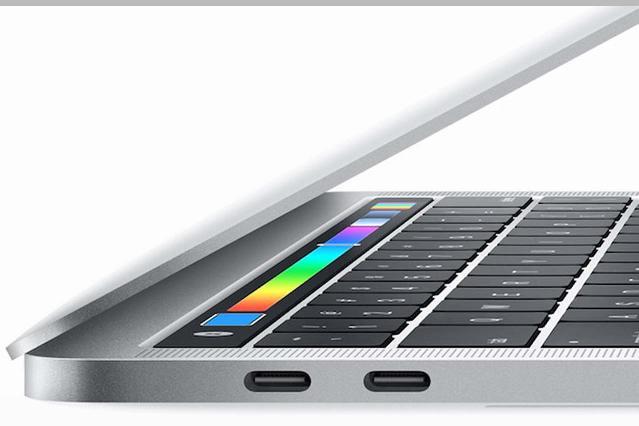 采用苹果自家处理器的Mac依然支持Thunderbolt标准