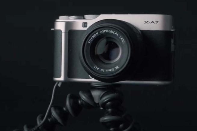 Mac版Fujifilm X Webcam发布:用无反相机做网络摄像头