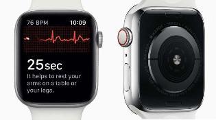 22 岁国外小哥通过 Apple Watch 发现心脏问题