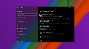 微软 Win10 版本 2004 Build 19041.388 正式推送:解决一分钟内强制重启问题