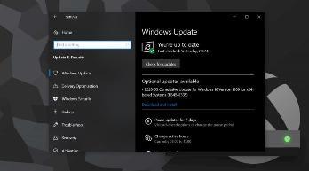 微软 Win10 版本 1909 Build 18363.959 正式推送