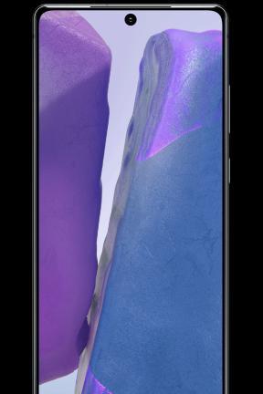 Galaxy Note 20全方位曝光:将采用平面屏设计