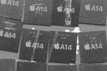 苹果 A14 处理器芯片谍照曝光,5 纳米制程加持!