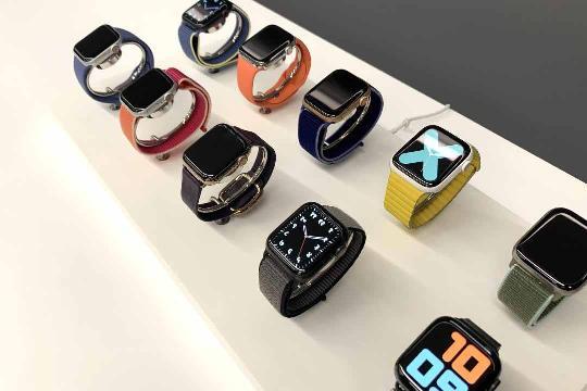 国外网友反映 Apple Watch Series 5 出现电量读数问题