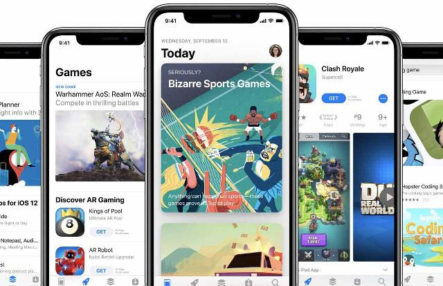 """没有""""身份证"""":苹果商店近日下架近30000个应用"""