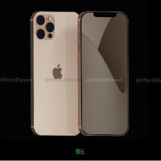 iPhone 12 Pro回归直角边框设计 网友:爷青回
