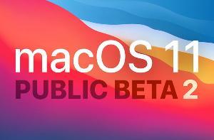 苹果macOS 11 Big Sur 第二个公测版发布