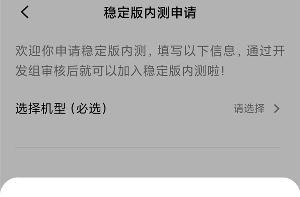 小米10/pro/红米k30pro开启安卓11稳定版内测申请
