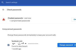 谷歌浏览器改进密码泄露通知功能 发现泄露提醒用户并可以立即修改密码