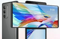 首款可旋转双屏5G手机 LG Wing发布:弹出镜头+双屏-LG,售价约6800元